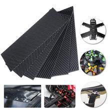 0.5-3MM 200X300mm 3K Matte Surface Twill Carbon Plate Panel Sheets High Hardness Composite Anti-UV Carbon Fiber Plate цена 2017