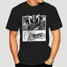 GOLDORAK T-Shirt Goldorak & Actarus New Fashion Mens Short Sleeve Tshirt Cotton Tees Streetwear 8802D