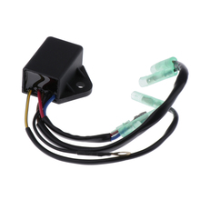 MagiDeal Boat Control CDI Unit for Mercury 25HP Outboard Engine 3P0-06060-0 66m 85540 01 66m 85540 00 cdi coil unit for yamaha outboard engine f9 9 f15 t9 9