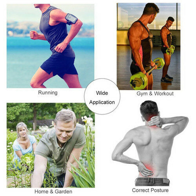 Men's Compression Slimming Best Shapewear T Shirt Vest for Waist Chest Trainer Fat Burner Shapewear Neoprene Vest Sweat Shirt 5