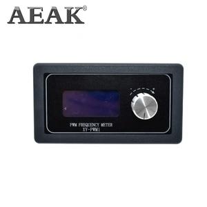 Image 2 - Moduł generatora sygnału AEAK regulowany PWM częstotliwość impulsów cykl pracy fala kwadratowa 1HZ   150KHZ regulowany