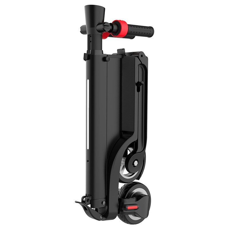 HX kick scooter smallest packing size save the shipping cost Bagpack Adult folding scooter Portable Folding Electric Scooter 3