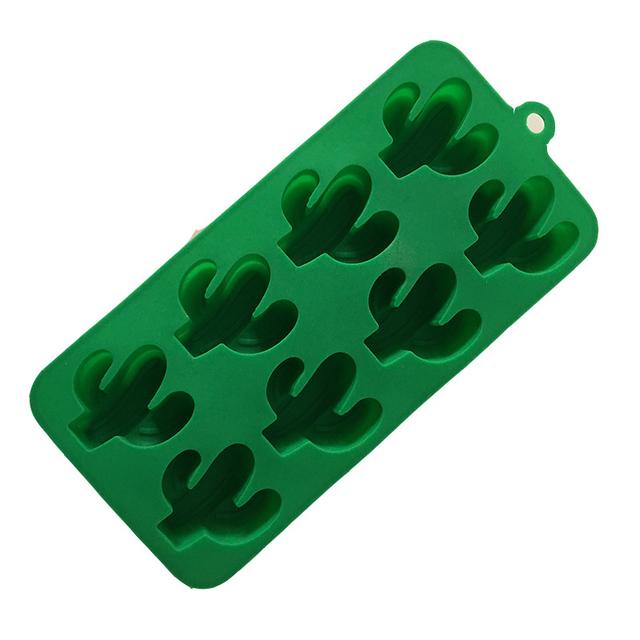 Cactus Shape Ice Cube Tray