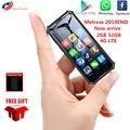 Neue Kommen Melrose 2019end Mini Smartphone 2GB 32GB 4G Netzwerk Wifi GPS 3,5 ''Kleine Backup Studenten handys PK 2019 SOYES XS S10