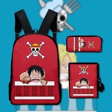 2020 аниме 3d новый продукт рюкзак комплект Одна деталь цифровой