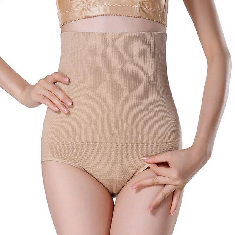High Waist Tummy Control Panty Seamless Women Slimming Underwear Shapers Butt Lifter Shapewear Panties Women Body Shaper