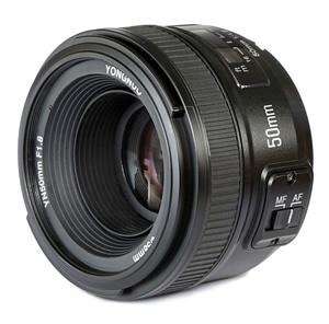 Image 5 - YONGNUO YN 50mm f1.8 AF เลนส์ YN50mm รูรับแสงอัตโนมัติขนาดใหญ่เลนส์สำหรับ Nikon D3000 D3100 D3200 D3300 D5000 DSLR กล้อง