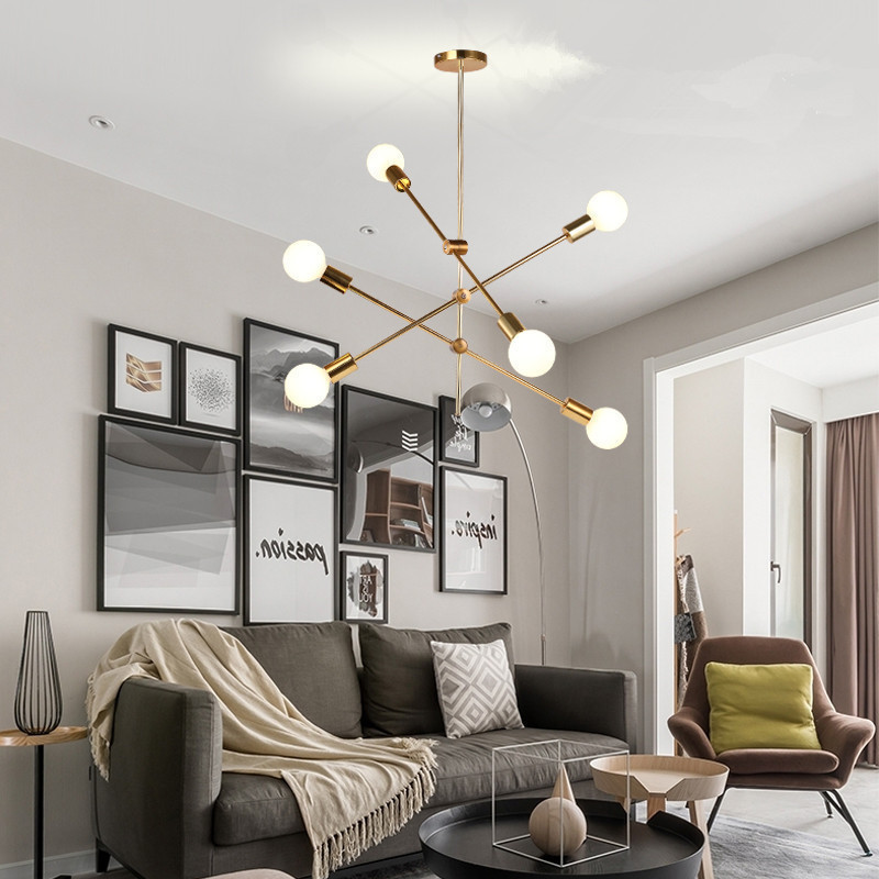 Nordic Design Rose Gold Glass Ball Pendant Light Creative Design Aisle Living Room Bedside Dinner Decro Led Light Fixtures|Pendant Lights| |  - title=
