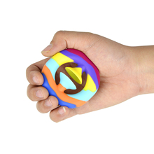 Silica Gel Portable Hand Grip Ring Men Women child Gym Fitness Finger Heavy Exerciser Strength Muscle Recovery Gripper Trainer