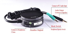 T Z2 PC Speaker Headphones Audio Switch Adjust Converter Volume Controller Switch controller amplifier controller Tone Board