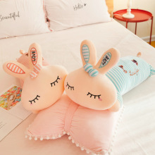 40CM/50CM cartoon cute rabbit pillow plush toy to send girlfriend birthday gift