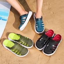 Garden Sandals Platform Casual Sports-Shoes Flat Outdoor Fashion Summer Beach Water WCBOD