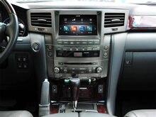 Radio Multimedia con GPS para coche, Radio con pantalla táctil, Android, 2 din, navegador, Audio, estéreo, para LEXUS LX570 2003-2012