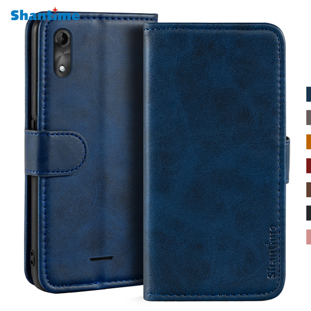 Case For Wiko Y51 Case Magnetic Wallet Leather Cover For Wiko Sunny 5 Lite Stand Coque Phone Cases