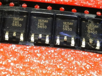 10pcs/lot TMD5N50G TMD5N50 FQD5N50C 5N50 TO-252 In Stock - discount item  8% OFF Active Components