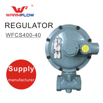 цена на Industrial gas regulator lpg gas pressure reducing regulator price WFCS400-40