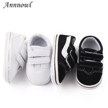 Newborn Baby Boys Shoes Pre-Walker Soft