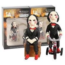 Horror Movie Saw Billy Mini PVC Figure Pendant  Model Toy 2pcs/set