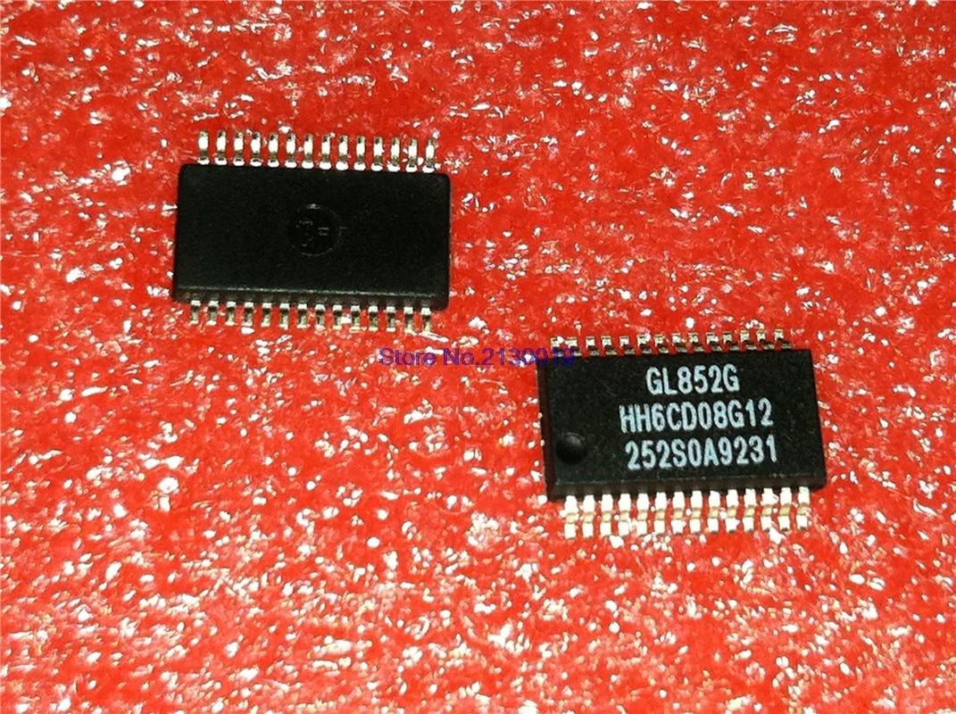 1pcs/lot GL852G GL852 SSOP-28 In Stock
