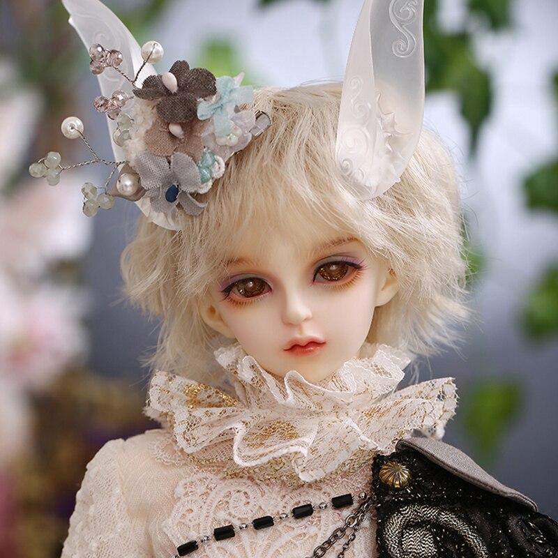 Nueva llegada Minifee Iru 1/4 BJD muñecas FS Boy MSD Iplehouse Luts juguetes de resina de alta calidad-in Muñecas from Juguetes y pasatiempos    1