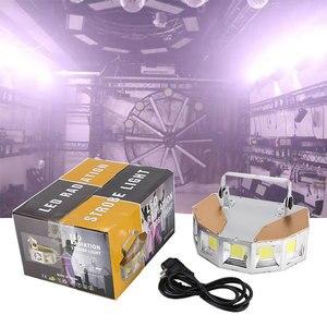 Image 1 - マルチアングル大ストロボリモート制御照明バーktvのための社交呼吸ランプライト放射線ストロボフラッシュランプ