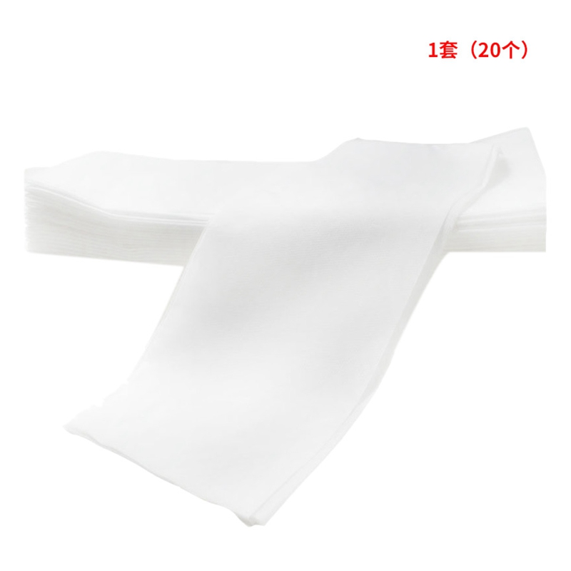 20 Pack Disposable Pillow Cases Hotel Travel Breathable Single Pillow Case Double Bed Sheet Quilt Pillow Case Hotel