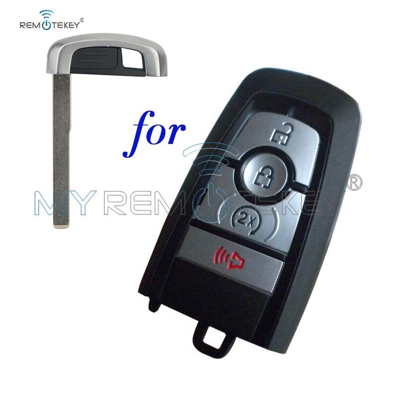 Купить чехол remtekey для смартфона чехол с 4 кнопками ford fusion