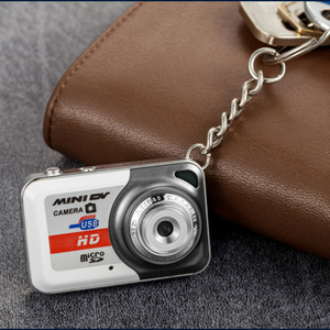 Image 4 - Portable X6 Ultra Mini HD High Denifition Digital Camera Mini DV Support 32GB TF Card with Mic USB Flash Drive for Camera