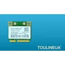 TL-AX210 AX210 WIFI 6E BT5.2 intel AX210HMW Mini-pcie Intel Placa de Rede Wi-fi PK AX200 9260AC AX210NGW 8265ac wifi6