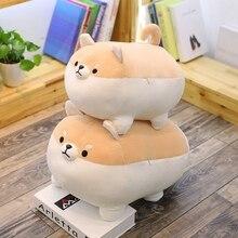 Speedline 40/50cm Dog Plush Cute Toy Baby Stuffed Soft Animal Cartoon Gift for Kids Sleeping Lovely Toys Present Accompany Doll