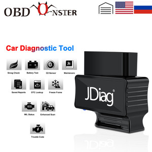 OBDII Code Reader Automotive Diagnostic Scanner For Android IOS OBD2 Bluetooth 4.0 Faslink M2 Detector OBDLink Easy Diag Update(China)