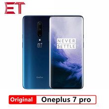 Globale Version Oneplus 7T Pro 4G LTE Handy 48MP 6.67