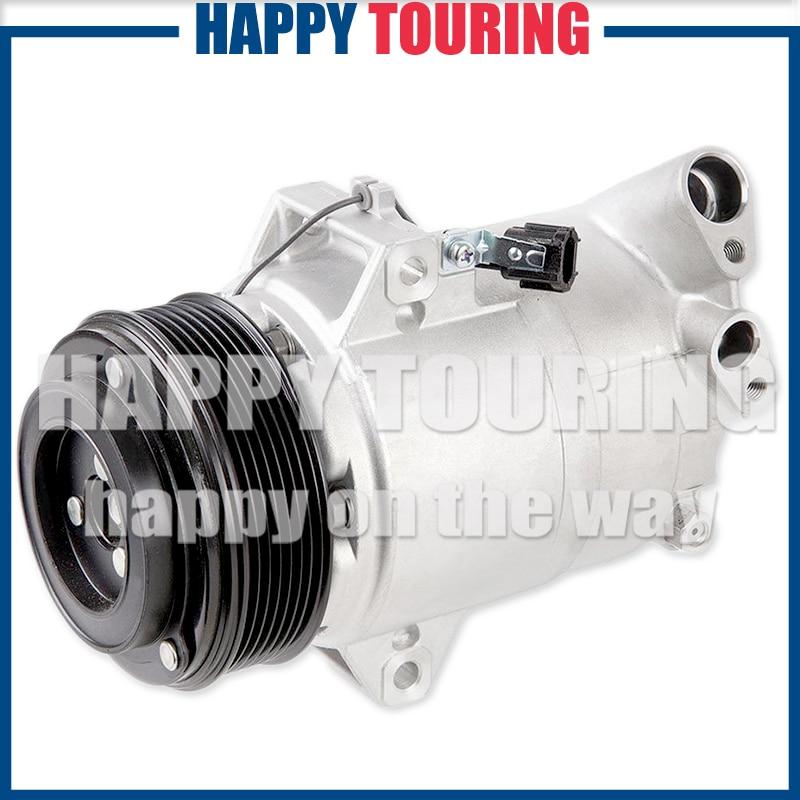 A//C Compressor CLUTCH KIT for Nissan Pathfinder 2005-2012 4.0L V6 Engine