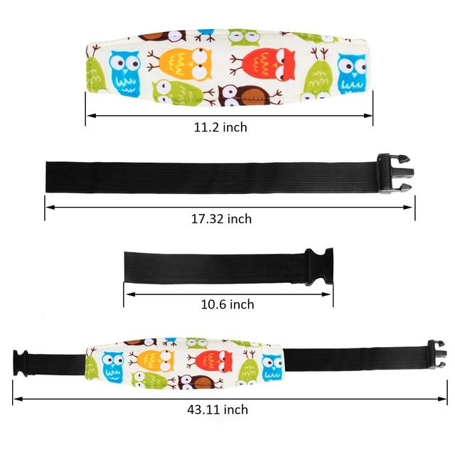 Safety Head Belt  6