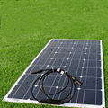 Super full power 100W 18V portable solar panels 200W 300W 400W 600W, RV travel, camping, home photovoltaic panels
