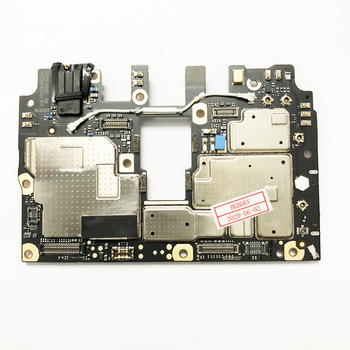 BGBOEF For Xiaomi Pocophone Poco F1 Motherboard  Mainboard  Original Global version Work Well Unlocked Main Circuits 6+128GB 1