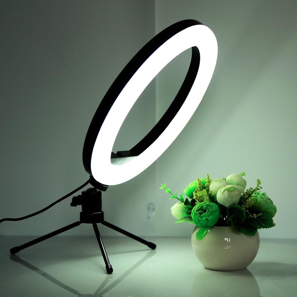 LED Selfie anneau lumière