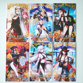 39 sztuk zestaw Fate Grand Order FGO ofiara sukienka zabawki Hobby Hobby kolekcje kolekcja gier Anime tanie i dobre opinie TOLOLO 8 ~ 13 Lat 14 Lat i up Dorośli Chiny certyfikat (3C) C700 Fantasy i sci-fi