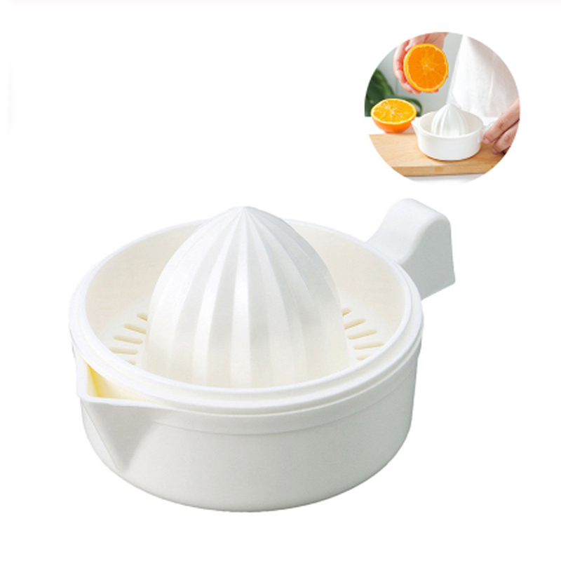 Plastic Citrus Juicer Manual Orange Lemon Squeezer 1Pcs Kitchen Accessories Portable Fruit Tool Juicer Machine