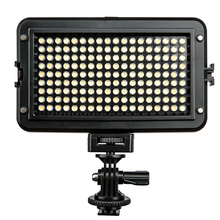 Viltrox VL 162T Camera LED Video Light LCD Panel 3300K 5600K Bi Color Dimmable for Canon Nikon Sony DSLR photography Camcorder