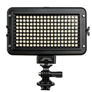 Image 1 - Viltrox VL 162T Camera LED Video Light LCD Panel 3300K 5600K Bi Color Dimmable for Canon Nikon Sony DSLR photography Camcorder