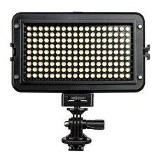 Viltrox VL 162T Fotocamera Luce Video LED LCD Pannello 3300K 5600K Bi Colore Dimmerabile per Canon Nikon sony DSLR Videocamera fotografia