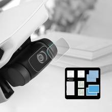 2 комплекта HD Защита экрана для Mavic Mini Защита от царапин Закаленное стекло объектив пленка для DJI Mavic Mini Защитные аксессуары комплекты