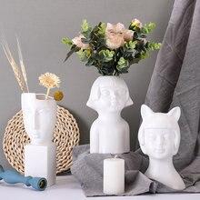 Керамические аксессуары для боди арта в скандинавском стиле