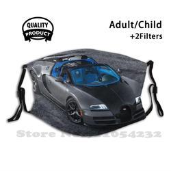 Cygne noir chant cyclisme chasse randonnée Camping bouche masque Mo Satarzadeh Bugatti Veyron Vitesse Supersport exotique Hypercar