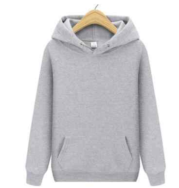 ZNG The new  autumn/winter 2018 men's sweater and hooded sweater