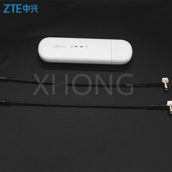 цена на ZTE Modem MF79 MF79u with antenna 4G LTE 150Mbps Wireless USB WiFi Modem & 4G USB WiFi Dongle 4g modem wifi PK huawei E8372