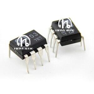 Image 2 - Muses03 OP AMP amplificador de operación único analógico reemplazar dispositivos OPA627 AD797ANZ HIEND Fever 100% musas originales nuevas
