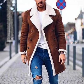 trench coat men Faux Leather coat men long Winter Jacket men brand mens coats motorcycle jacket men leather jacket men men jacket winter leather faux fur coat men coat men leather jacket men leather jackets jackets and coats