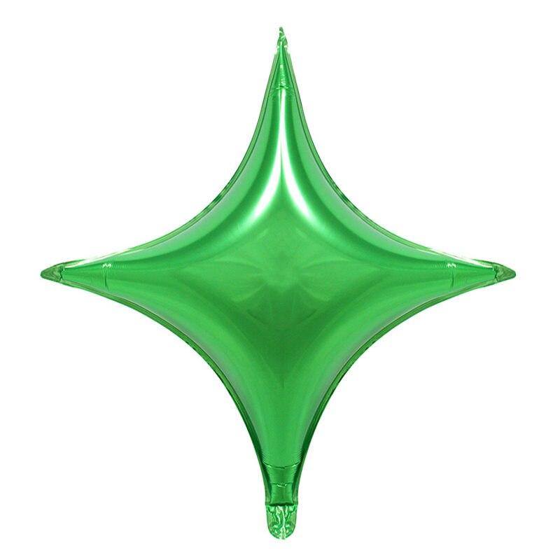50 шт./лот, 10 дюймов, четыре звезды, воздушные шары, Мини звезды, воздушные шары, вечерние украшения на день рождения, свадебные украшения, вечерние принадлежности-3